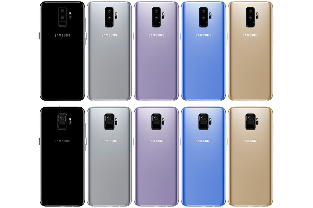All 2018 Samsung Galaxy phone models found in Android Oreo firm