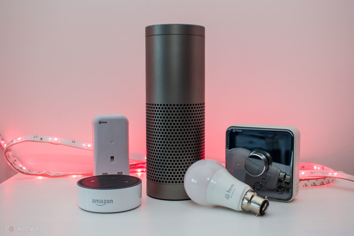 Alexa smart home How to get started with a connected home