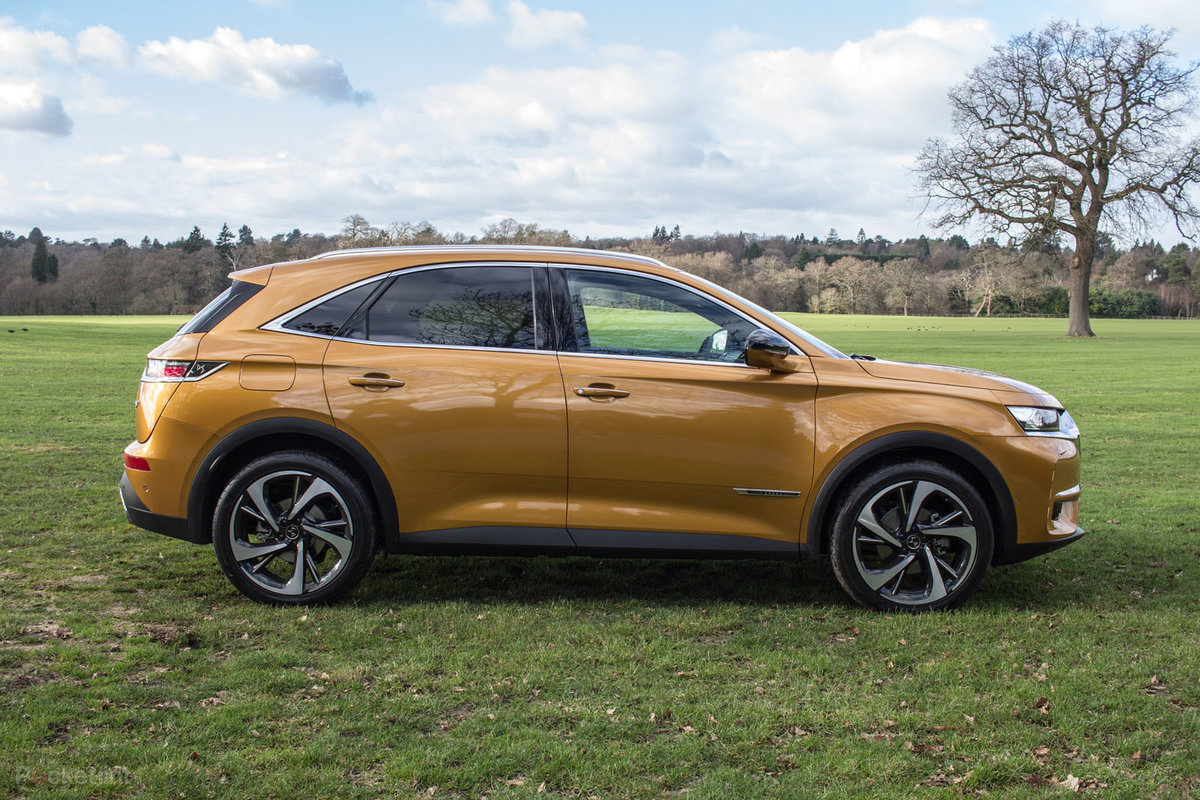 Ds 7 Crossback Review Tech Meets Luxury Flair But It S Not Al