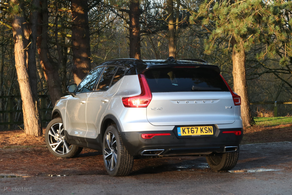 Volvo Xc40 Review The Most Sophisticated Small Suv Pocket Li