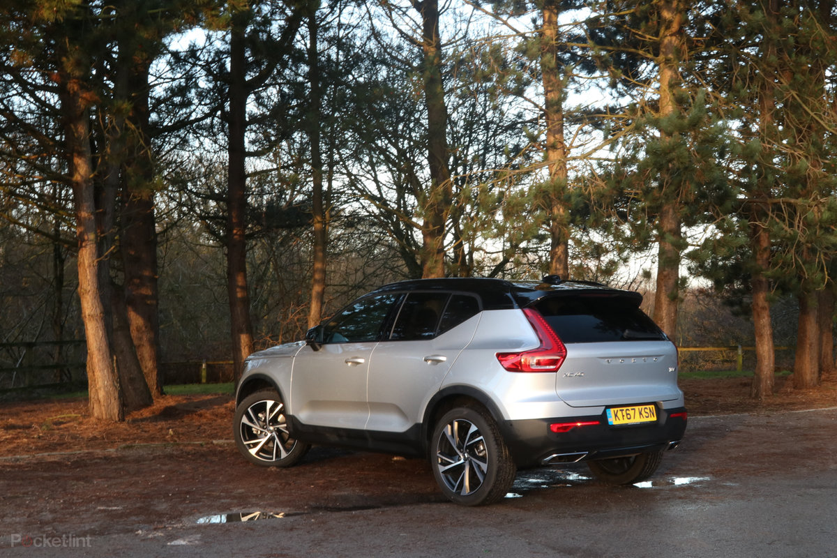 Volvo XC40 review: The most sophisticated small SUV - Pocket-li