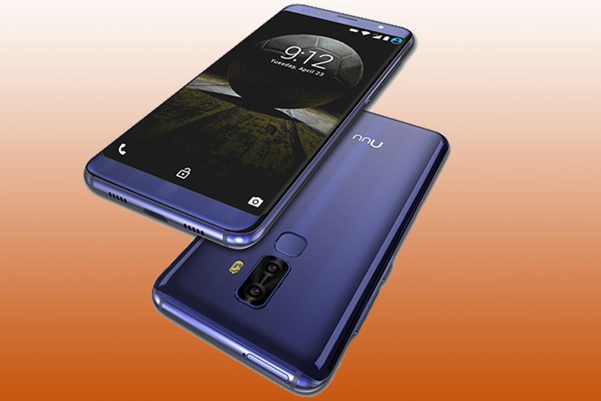 Nuu Mobile takes aim at the flagships with £199 G3 - Pocket-lin