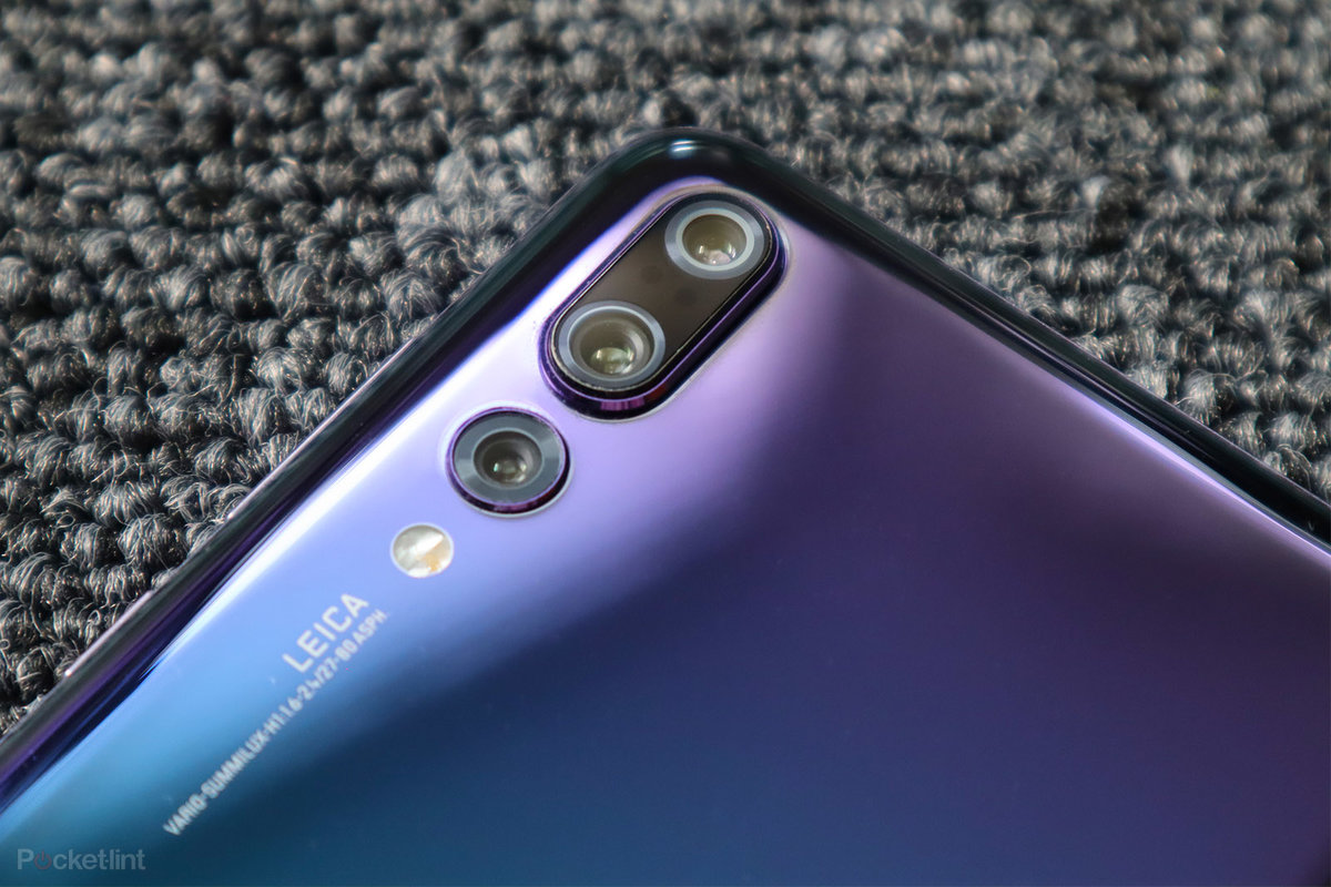 timeless design ef1e0 ea795 Huawei P20 Pro triple camera explored: Everything you need to k