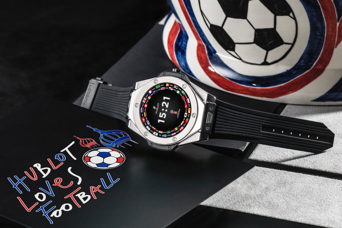 Image result for hublot world cup