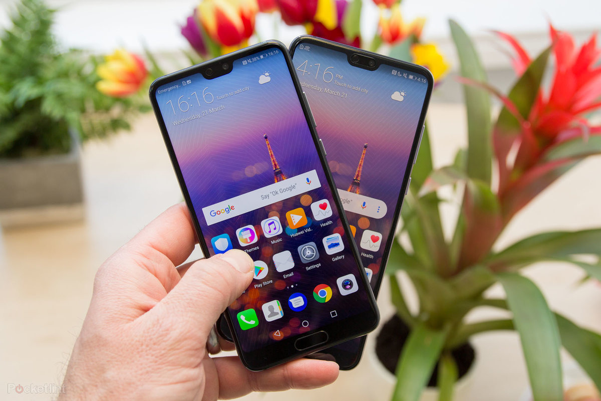 Huawei P20 and P20 Pro official: The most exciting smartphones
