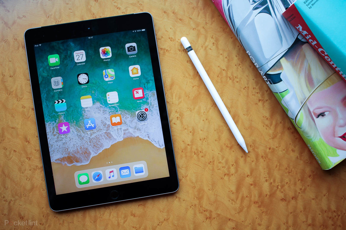 Apple Ipad 2018 Review Pencil Time