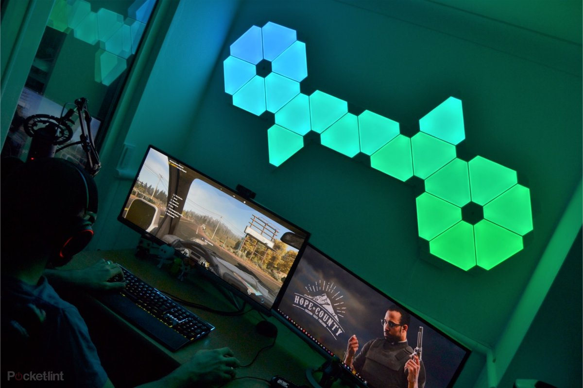 Upgrade Your Gaming Area With Lighting
