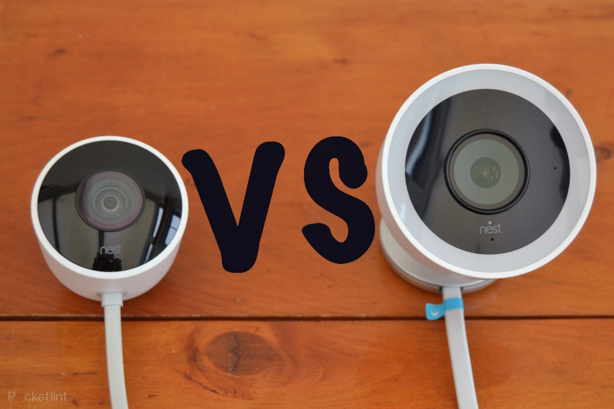 Nest Cam Outdoor Vs Iq Whats The Difference Smart House Wiring For Tv Pocket Lint