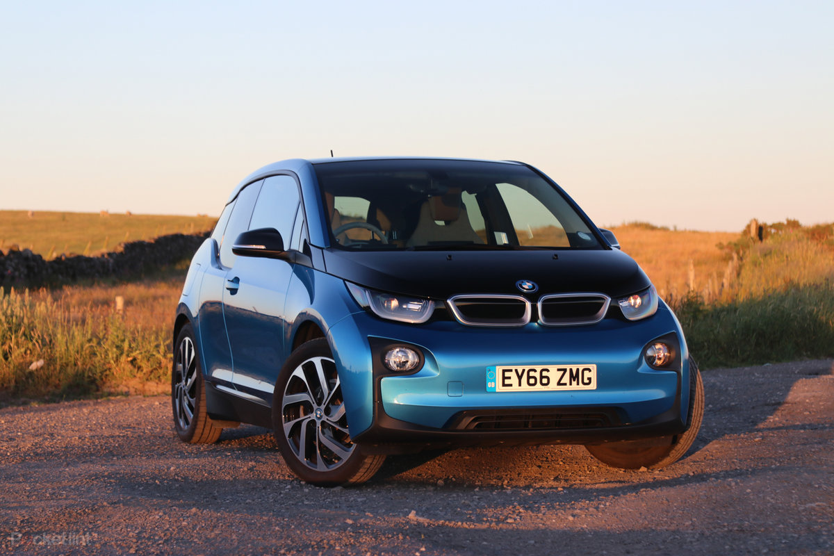 Bmw I3 Review The Ultimate Electric Car All Rounder Pocket Lint