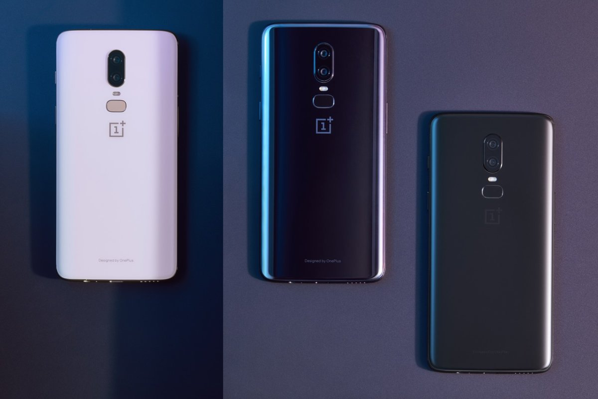 official photos 08859 c69ed OnePlus 6 is official, powerful new flagship covered in glass -