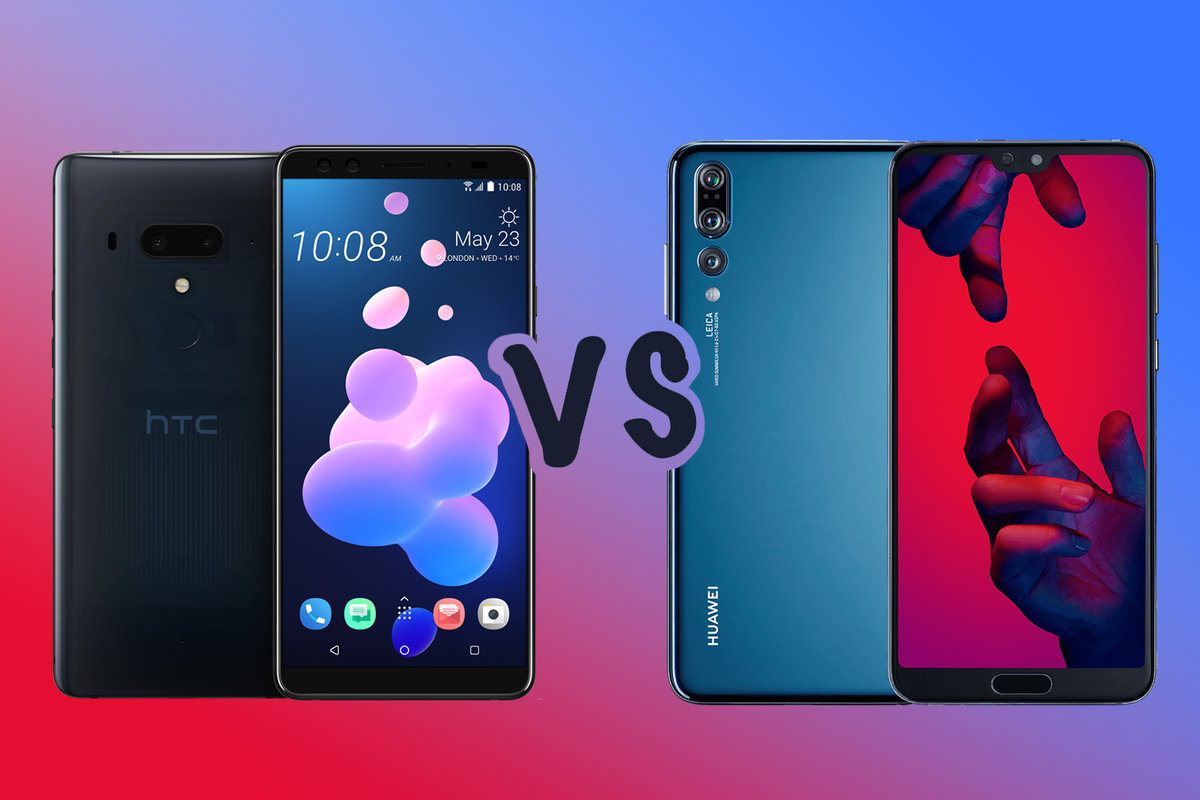 HTC U12+ vs Huawei P20 Pro: What's the difference? - Pocket-lin
