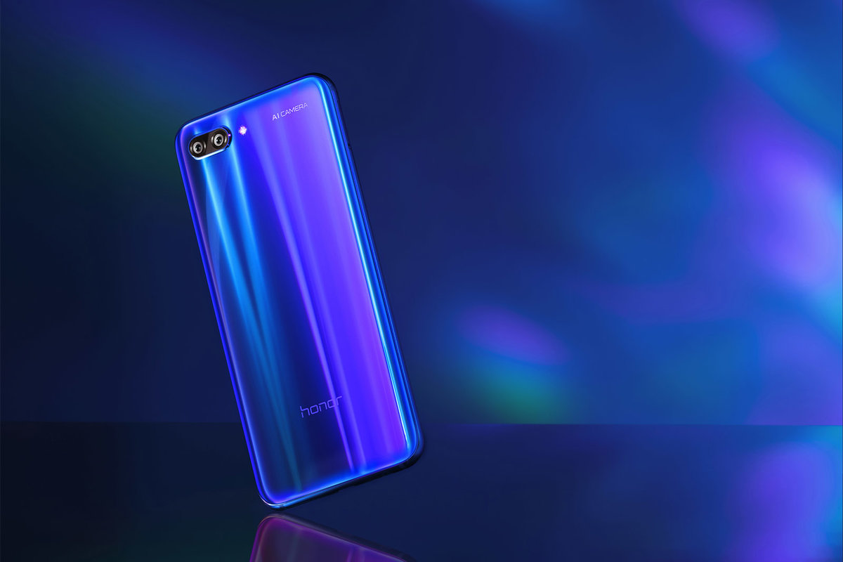 Honor 10 with AI Camera: How artificial intelligence makes the