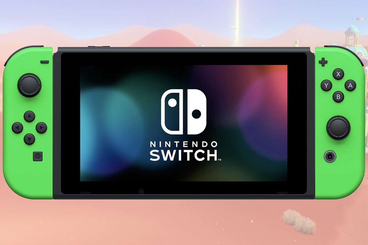 You can buy a cheaper Nintendo Switch without a dock    in Japa