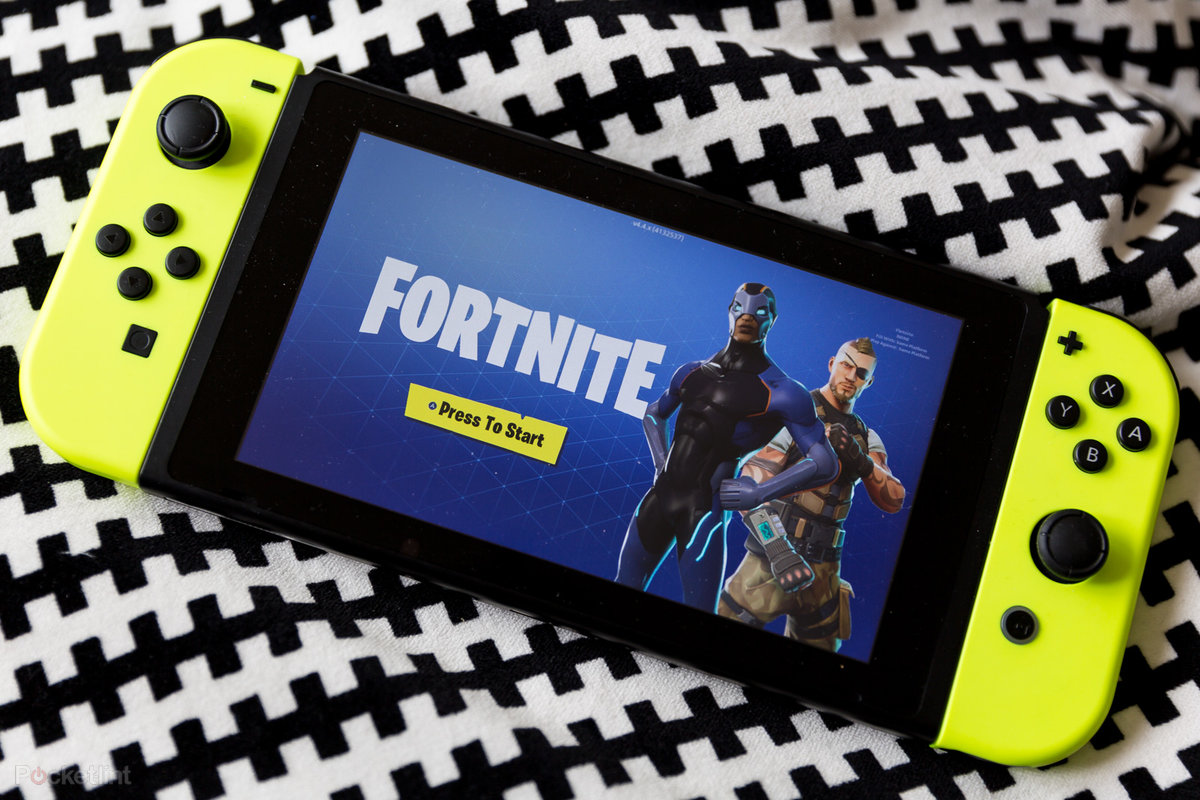 Fortnite On Nintendo Switch Info And Price Pocket Lint