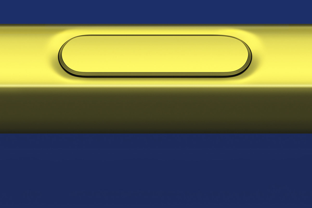 It Looks Like The Galaxy Note 9 S S Pen Will Do Something Cleve