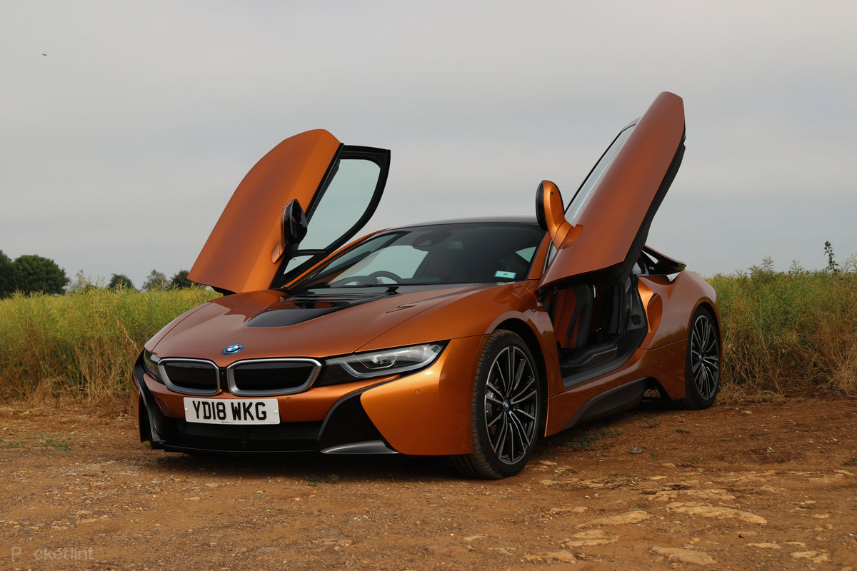 Bmw I8 Review The Eco Supercar