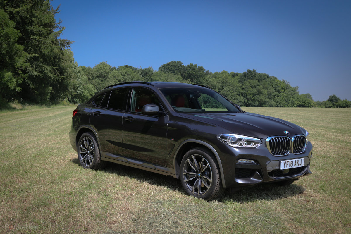 Bmw X4 Review The Suv Coupe