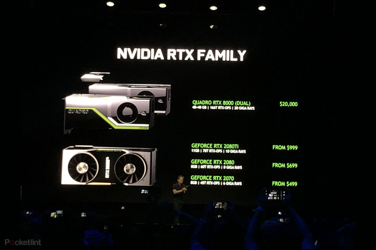 Nvidia RTX 2080 cards: Your PC games will never be the same