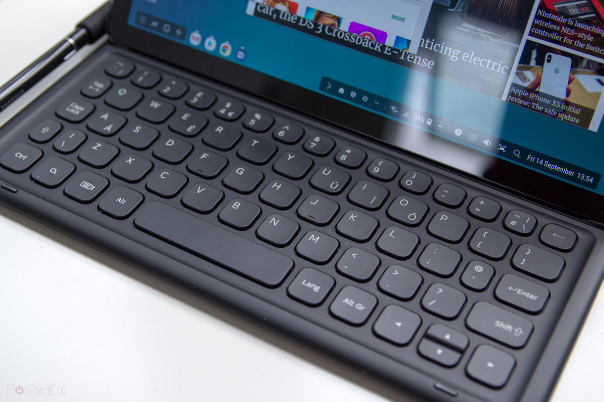 Samsung Tab S4 review: A tablet that means business