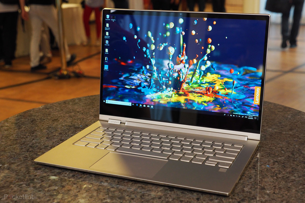 Lenovo Yoga C930 review: Dolby delights