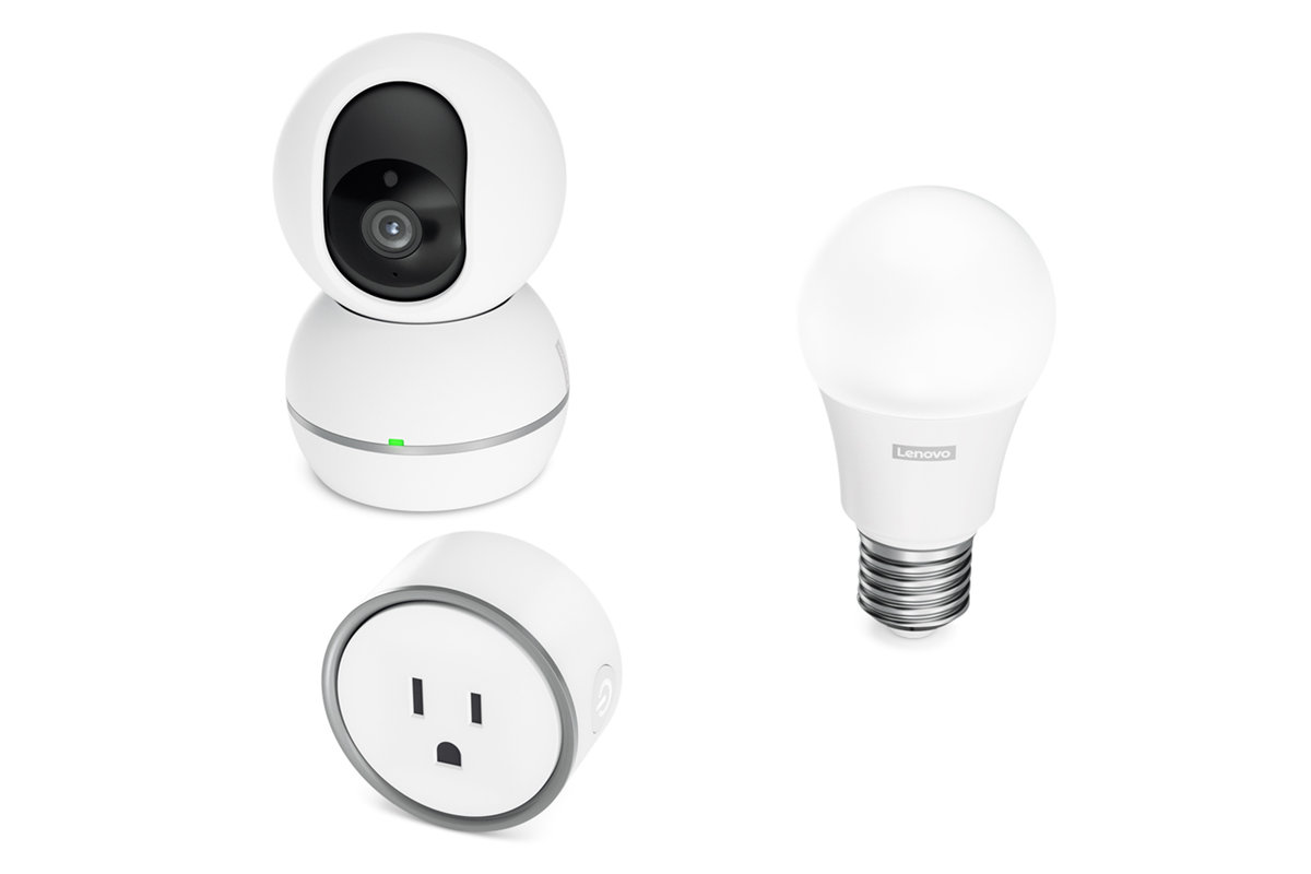 Lenovo Looking To Take On Philips Hue And Samsung Smartthings
