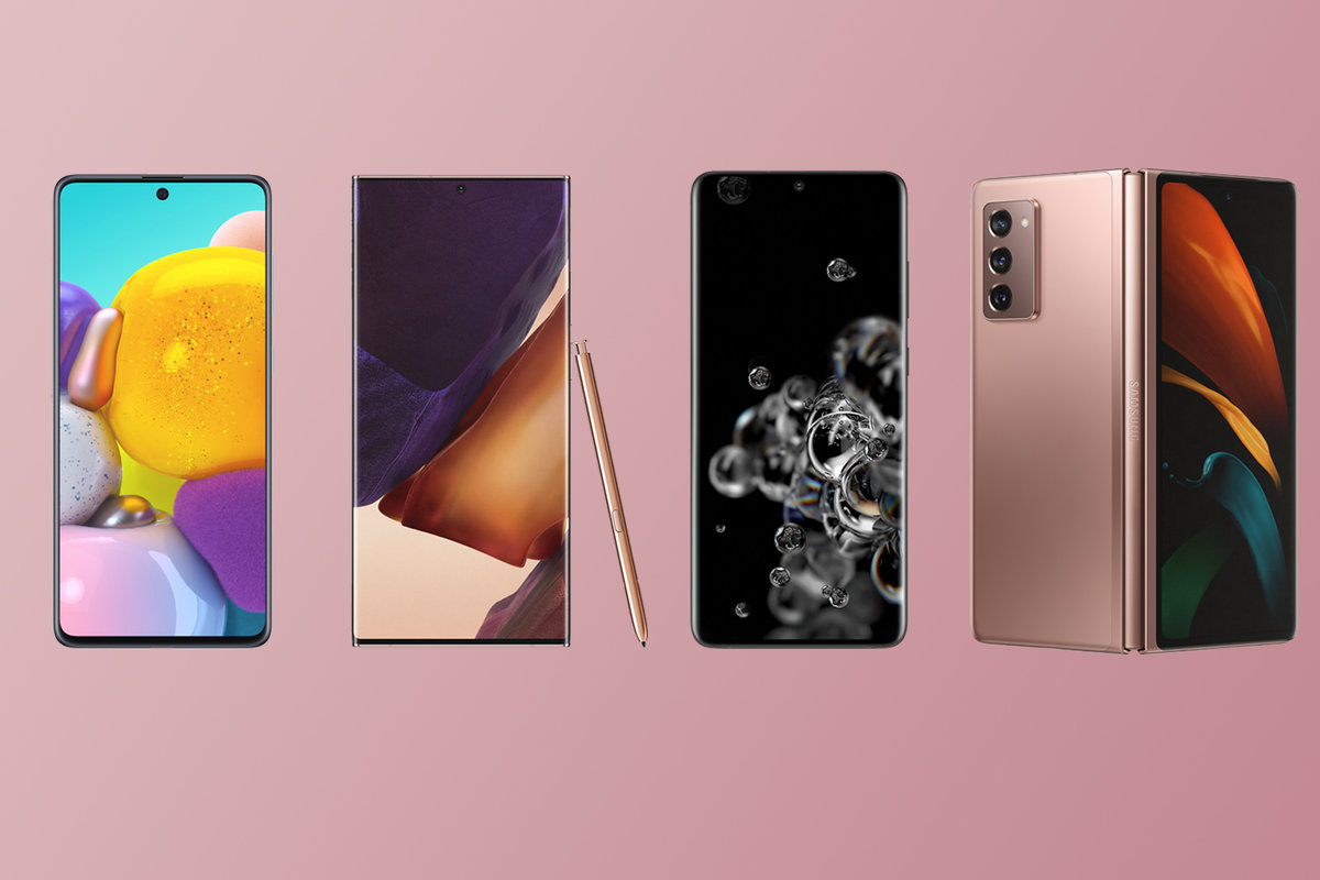 Best Samsung phones 2020: Galaxy S, Note, A and Z compared