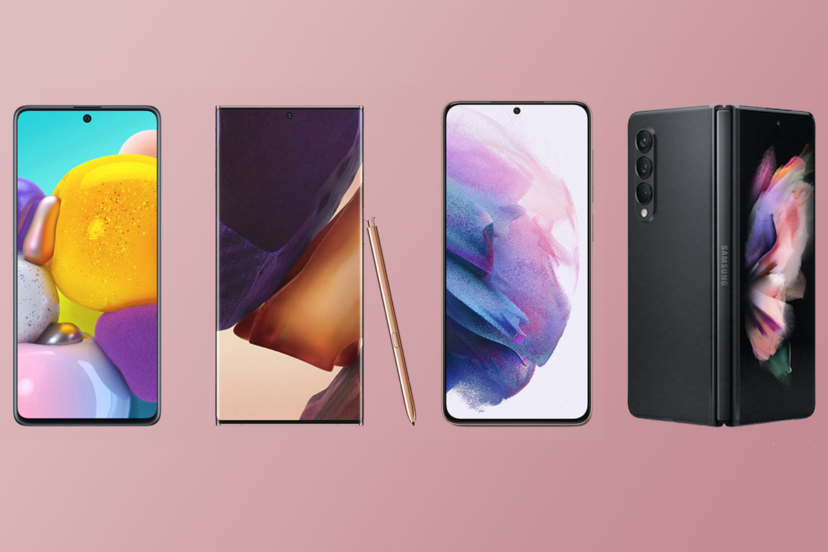 Best Samsung phones 2021: Galaxy S, Note, A and Z compared