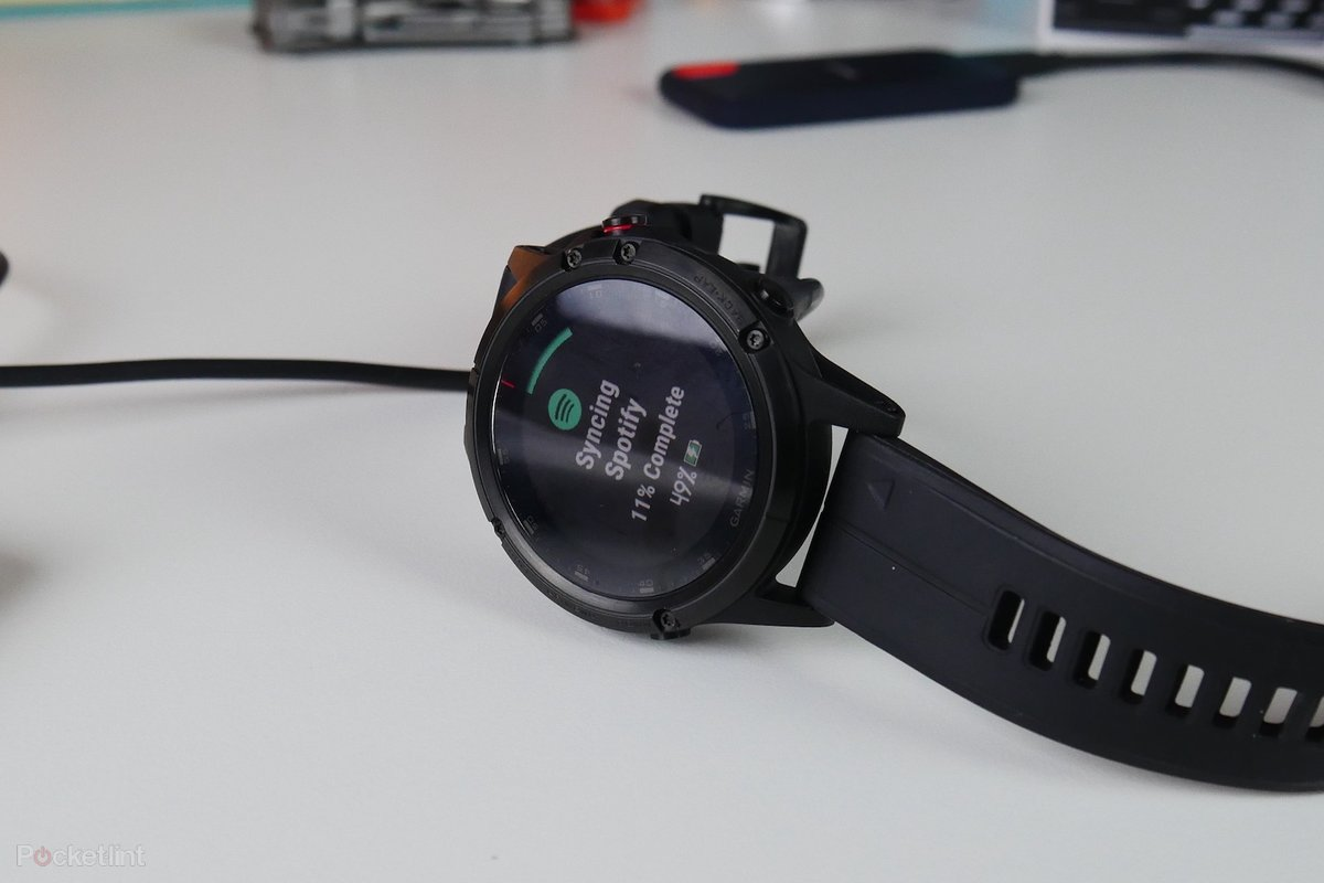 How to add Spotify to your Garmin watch