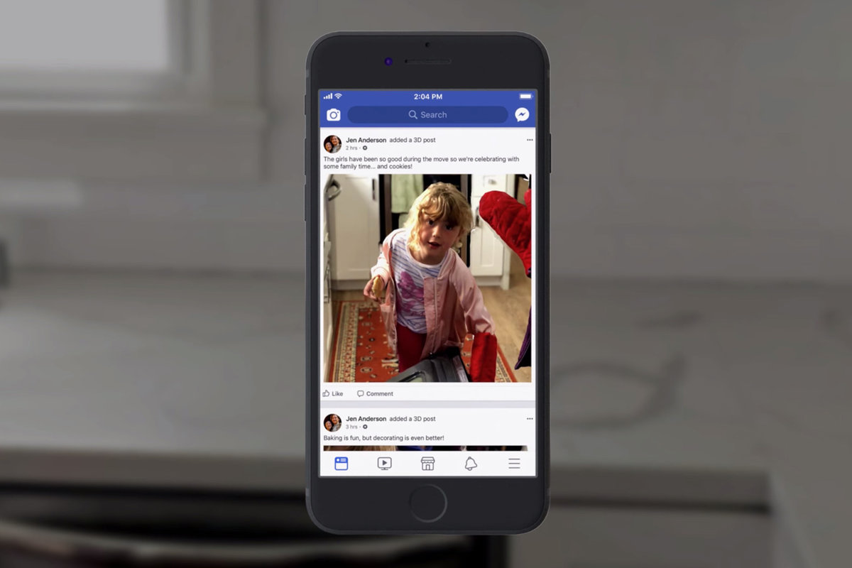 Facebook 3D photo: How to create, share, and view 3D photos