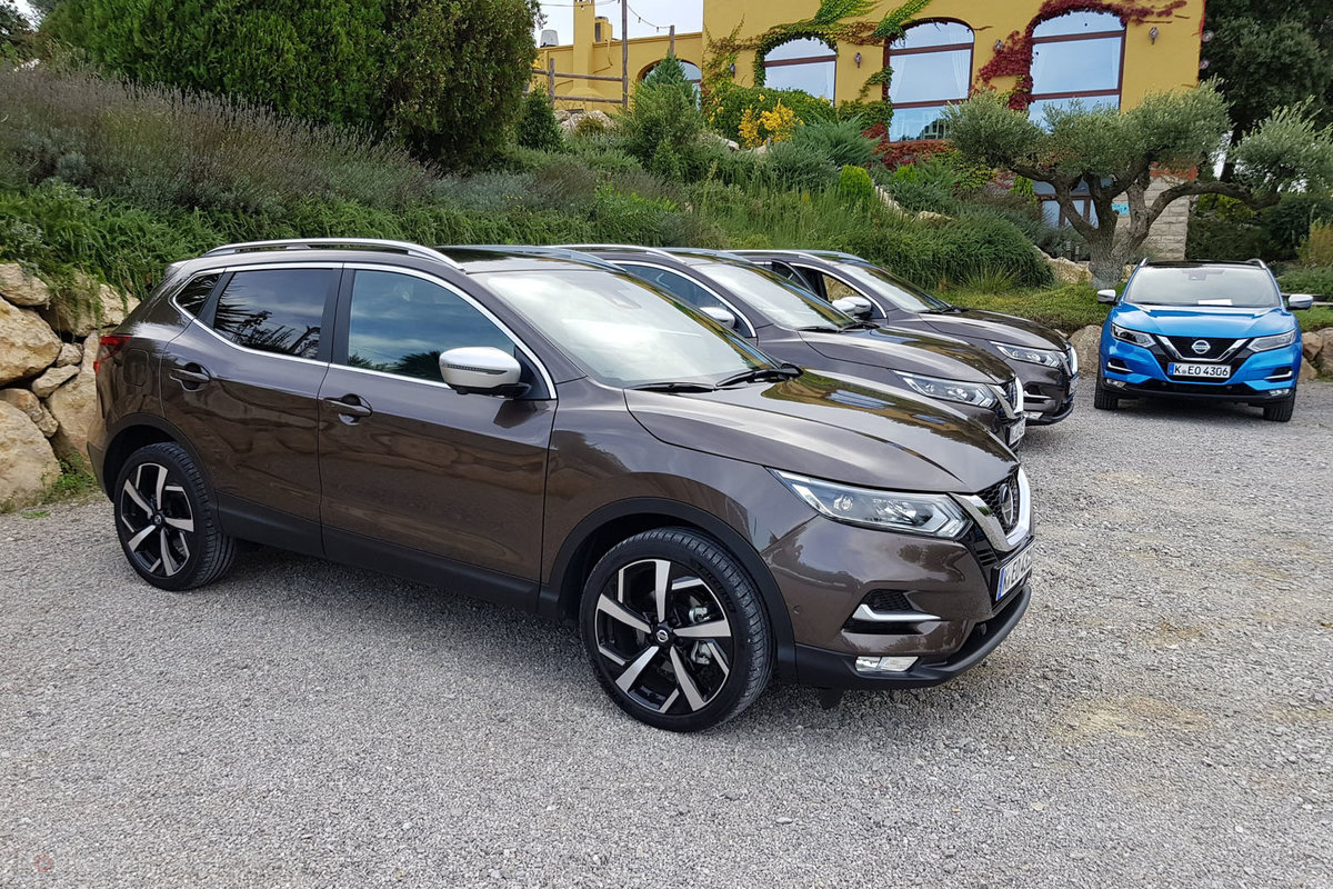 Nissan Just Fixed The Qashqai S Gest
