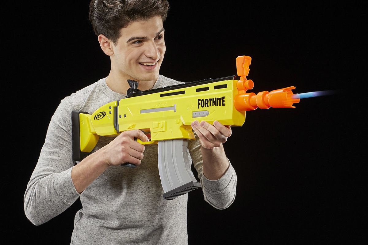 Best Fortnite gadgets and toys: Nerf blasters and more