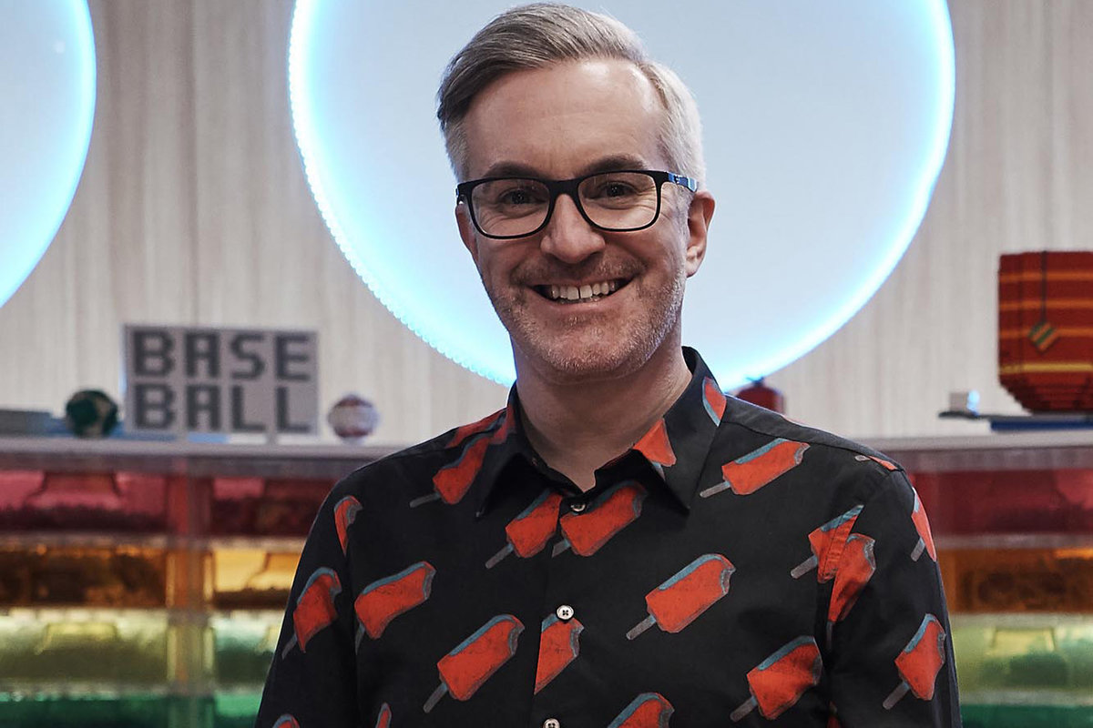 We talk to Lego's design chief about Lego Masters, Lego Movie 2