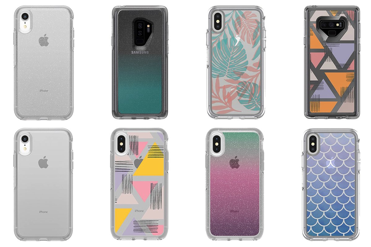 best service 68b65 3184b Best transparent OtterBox cases: See-through protection
