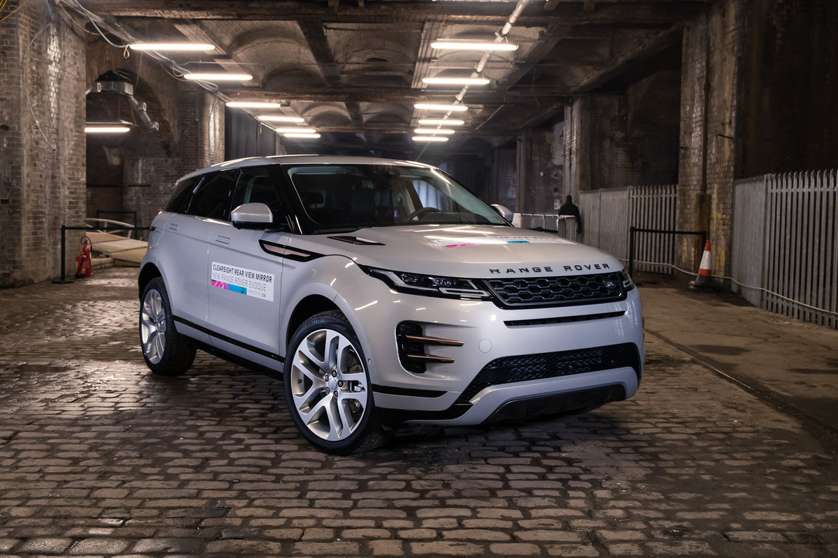 Range Rover Evoque 2019 First Drive Baby Rover All Grown Up