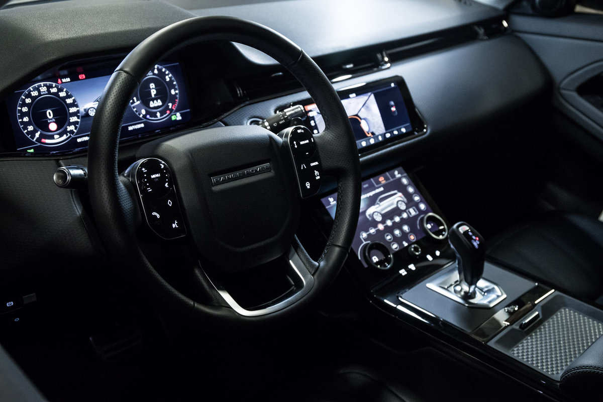 Range Rover Evoque Interior >> Range Rover Evoque 2019 First Drive Baby Rover All Grown Up