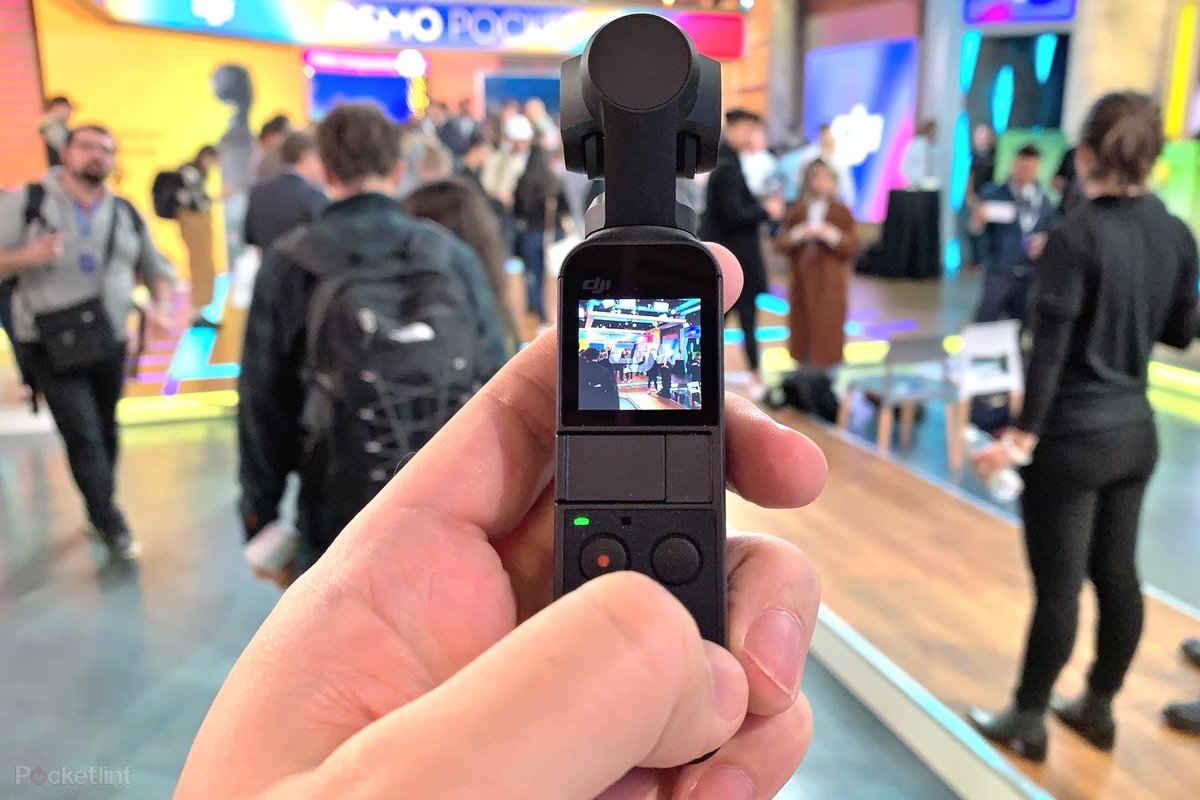 Dji Osmo Review >> Dji Osmo Pocket Review Pocket Lint