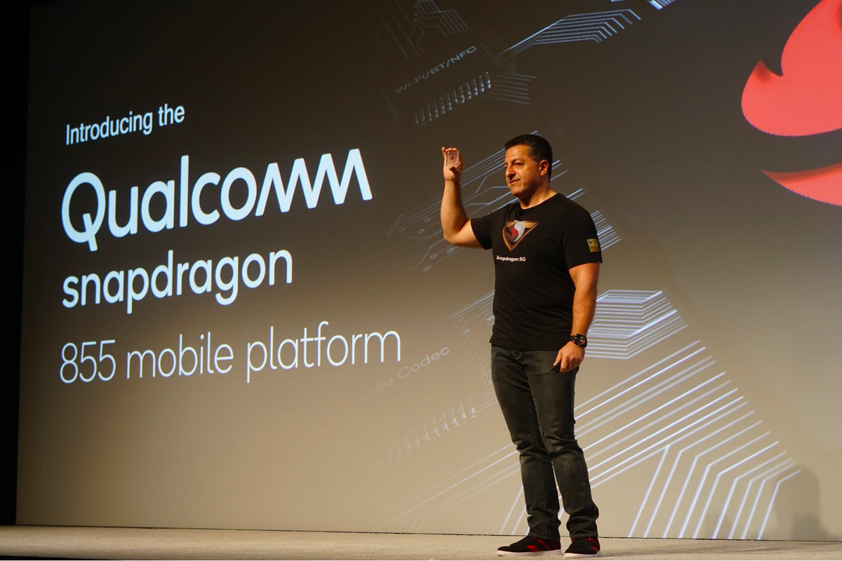 Qualcomm details Snapdragon 855 - the platform to power many 20