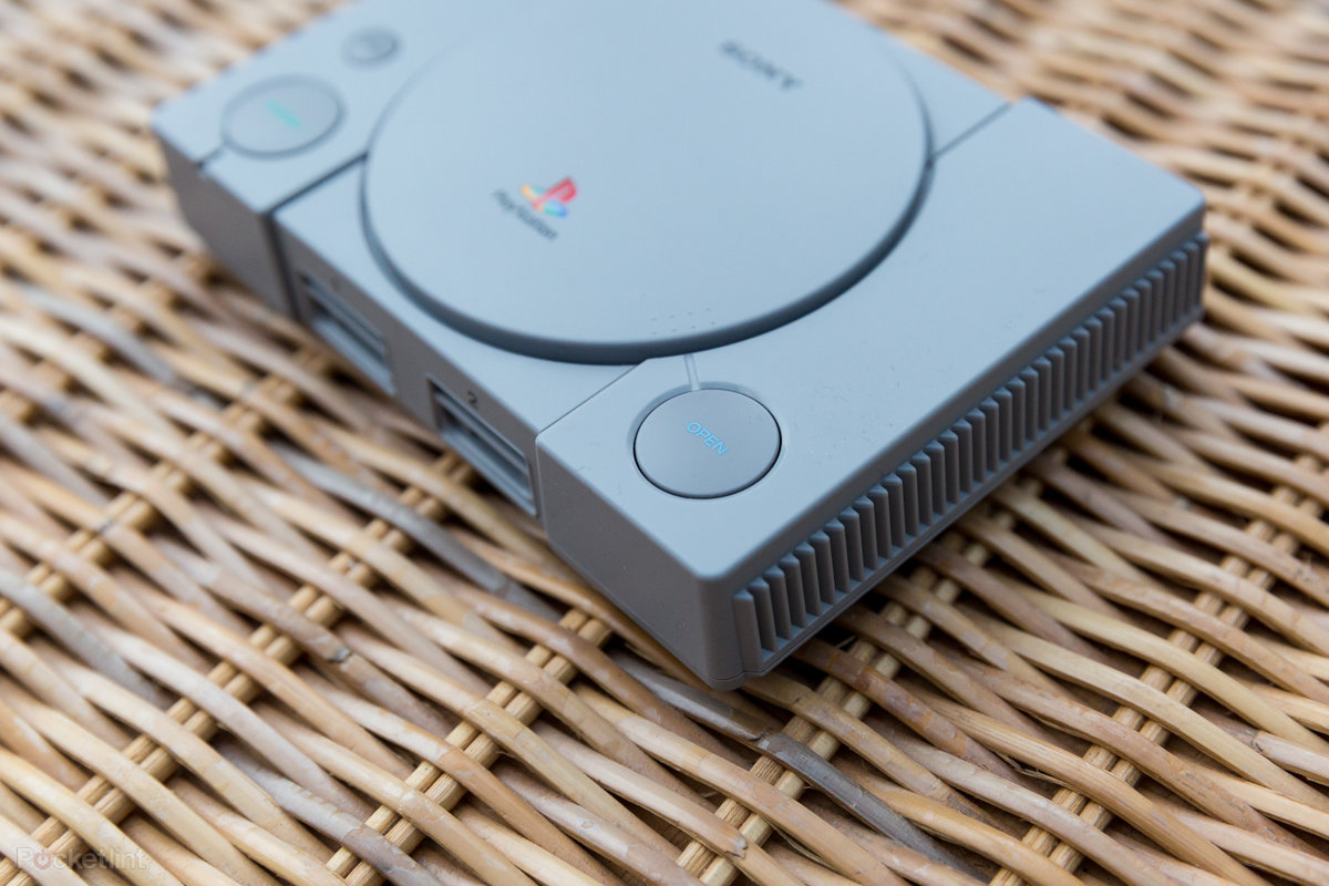 PlayStation Classic has hidden settings you can change