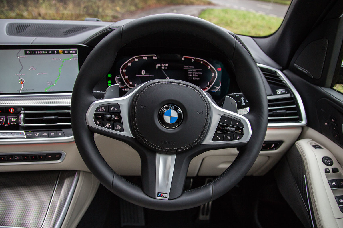 BMW X5 review: Big bold Beemer