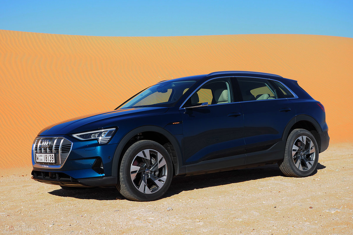 Audi e-tron review: Audi goes all-electric and it's e-mazing
