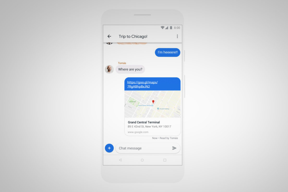 Google Fi users now get to use RCS chat