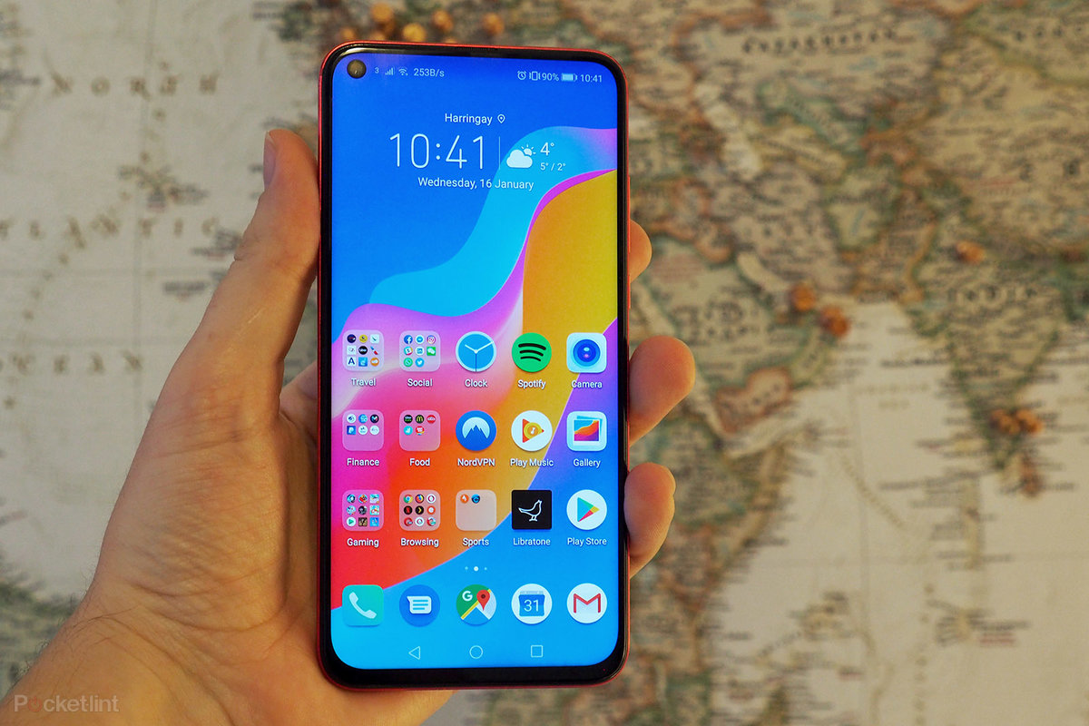 Honor View 20 review: A hole new idea - Pocket-lint