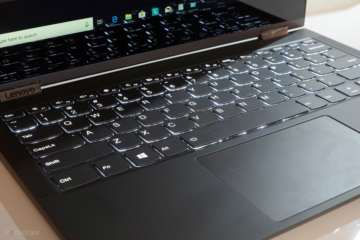 Lenovo Yoga C630 WOS review: Long-laster is no app master