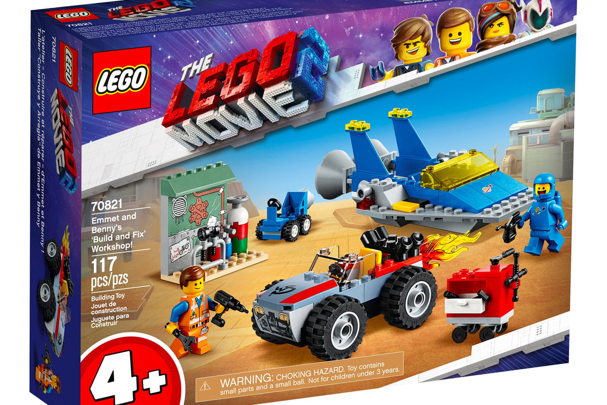 The 21 Lego Sets From The Lego Movie 2 The Second Part Every