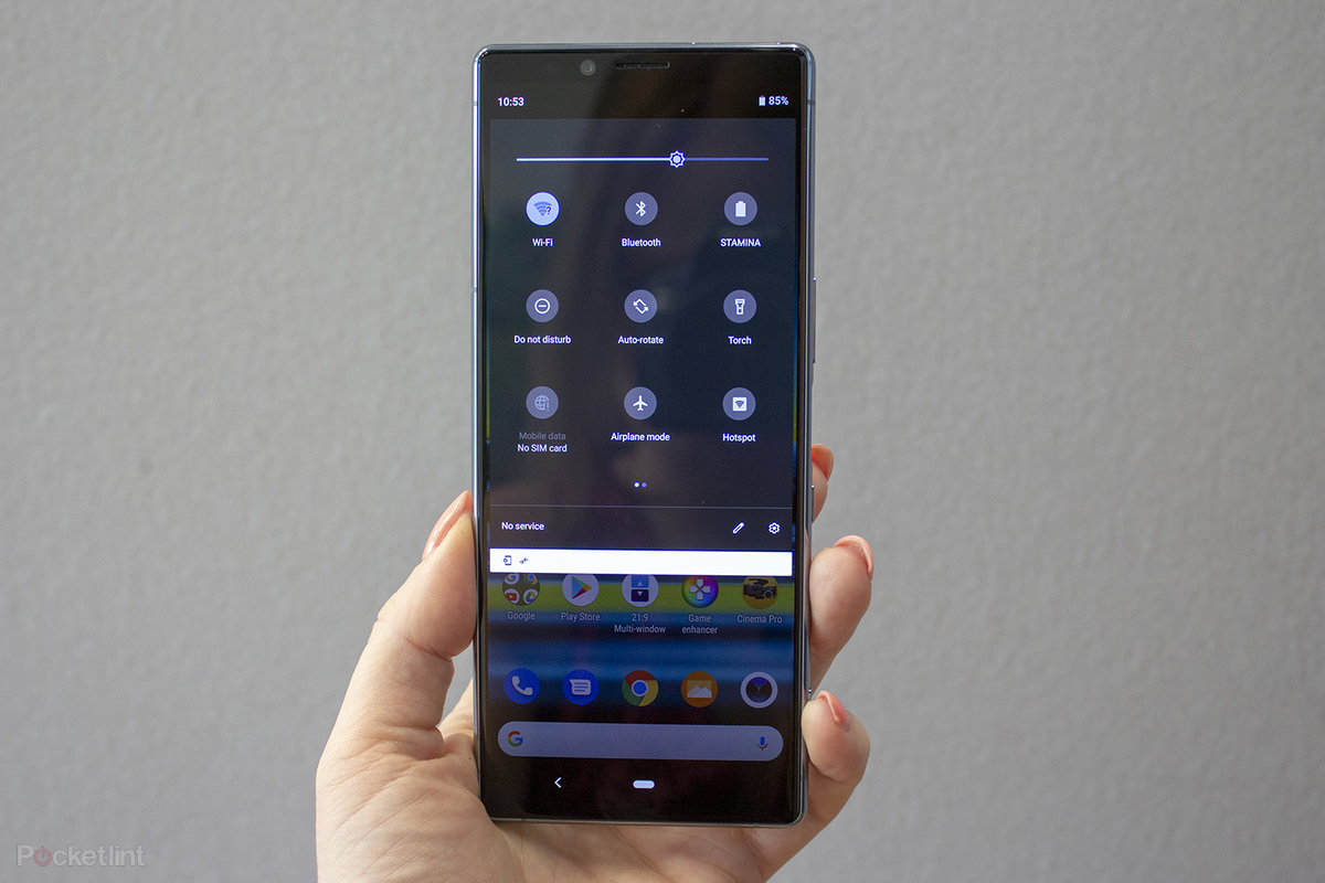 Sony Xperia 1 review: Standing tall - Pocket-lint