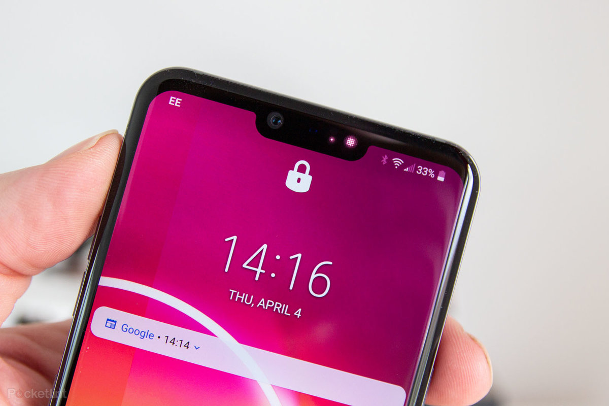 LG G8 ThinQ review: Safe design lacks that special something