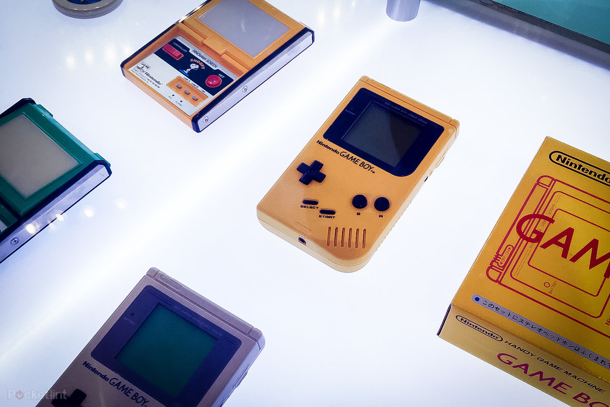 Best handheld games consoles of all time