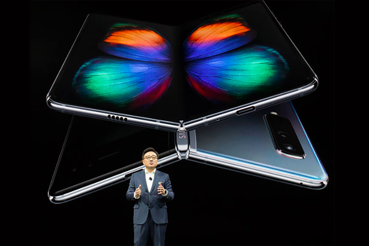 Samsung offered to supply Apple with foldable displays