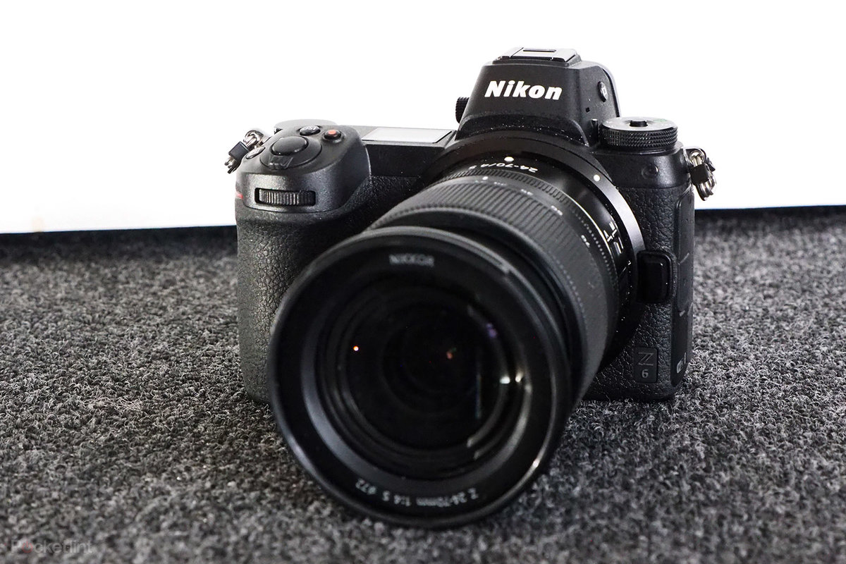 Nikon Z6 Review Pocket Lint