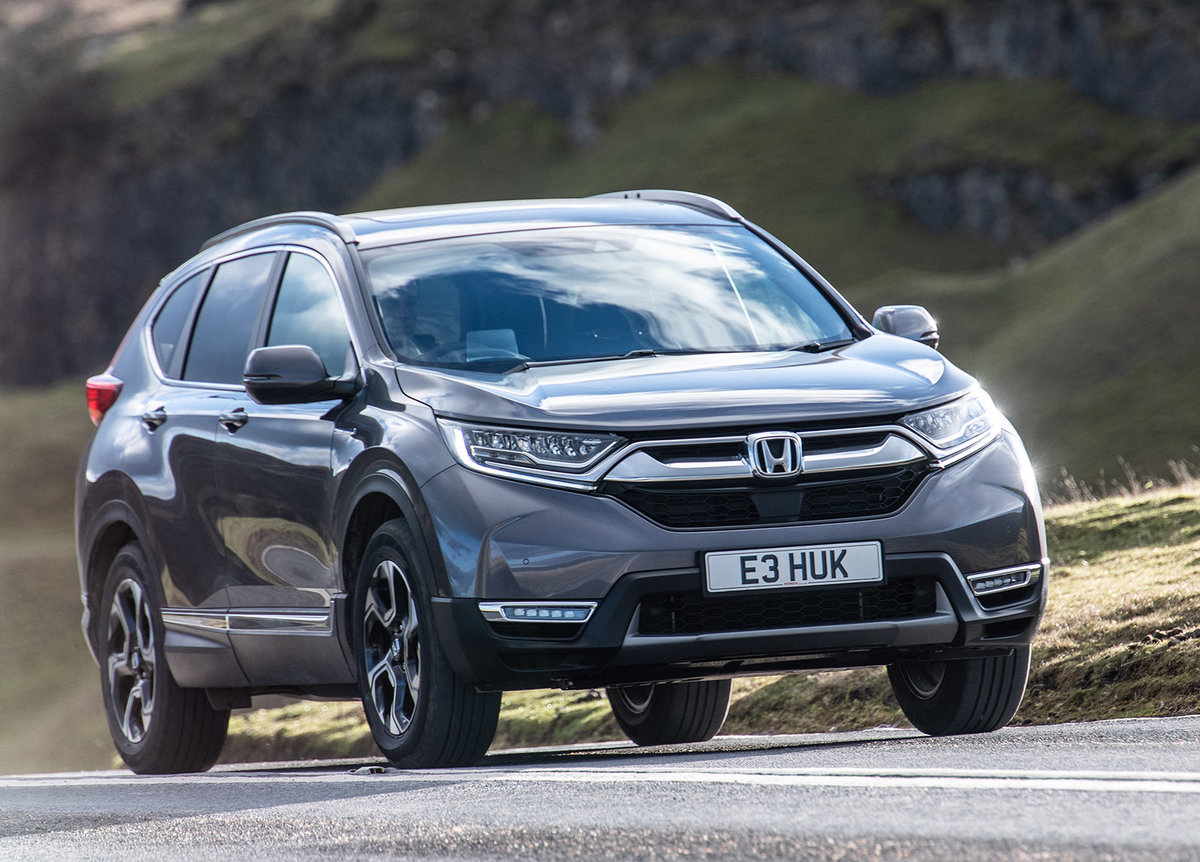 Honda Hybrid Cars >> Honda Cr V Hybrid Review Quietly Unconventional